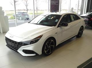 Used 2021 Hyundai Elantra N Line Sport for sale in Longueuil, QC
