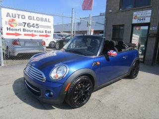 Used 2015 MINI Cooper Convertible 2 portes for sale in Montréal, QC