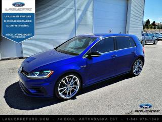 Used 2019 Volkswagen Golf R DSG (à passage direct) for sale in Victoriaville, QC