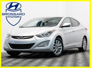 Used 2015 Hyundai Elantra AUTO SPORT APPERANCE MAGS TOIT OUVRANT for sale in Brossard, QC