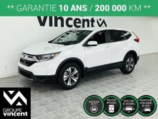 Used 2019 Honda CR-V LX AWD ** GARANTIE 10 ANS ** Optez pour une valeur sûr! for sale in Shawinigan, QC