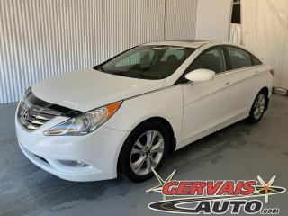 Used 2013 Hyundai Sonata SE Mags Cuir Toit Ouvrant Sièges chauffants for sale in Trois-Rivières, QC