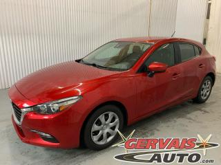 Used 2018 Mazda MAZDA3 Sport GX Caméra GPS A/C Bluetooth *Transmission Automatique* for sale in Trois-Rivières, QC