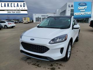 New 2021 Ford Escape SE AWD  - Sunroof - Navigation - $208 B/W for sale in Prince Albert, SK