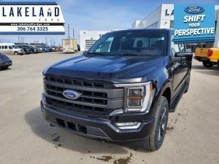 New 2021 Ford F-150 Lariat  - Leather Seats - $457 B/W for sale in Prince Albert, SK