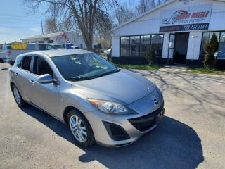 Used 2010 Mazda MAZDA3 Sport GX for sale in Barrie, ON