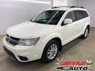 Used 2015 Dodge Journey SXT 7 PASSAGERS V6 MAGS for sale in Shawinigan, QC