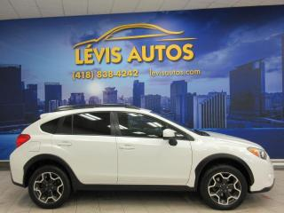 Used 2013 Subaru XV Crosstrek TOURING AWD AUTOMATIQUE SEULEMENT 125000 for sale in Lévis, QC