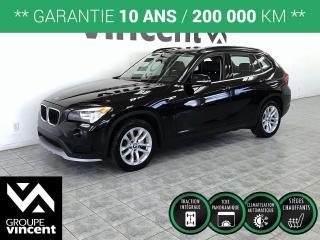 Used 2015 BMW X1 XDrive28i AWD ** GARANTIE 10 ANS ** Véhicule luxueux à bas prix! for sale in Shawinigan, QC