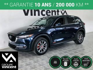 Used 2017 Mazda CX-5 GS AWD ** GARANTIE 10 ANS ** Démarquez-vous avec son style unique! for sale in Shawinigan, QC