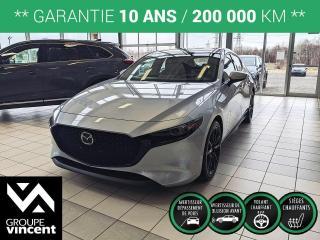 Used 2020 Mazda MAZDA3 SPORT GT ** GARANTIE 10ANS ** Liquidation 2020! for sale in Shawinigan, QC