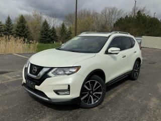 Used 2017 Nissan Rogue SL Platinum AWD for sale in Cayuga, ON