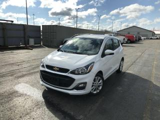 Used 2020 Chevrolet Spark 1LT for sale in Cayuga, ON