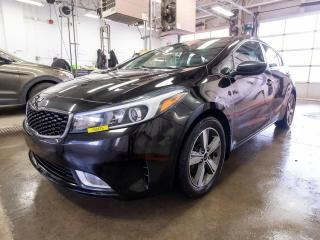 Used 2018 Kia Forte CAMÉRA ANDROID / APPLE *SIÈGES CHAUFFANTS* for sale in St-Jérôme, QC