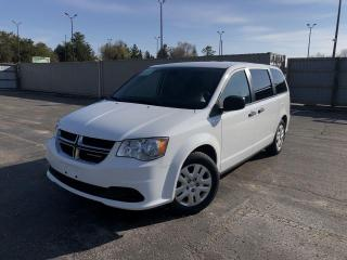 Used 2018 Dodge Grand Caravan for sale in Cayuga, ON