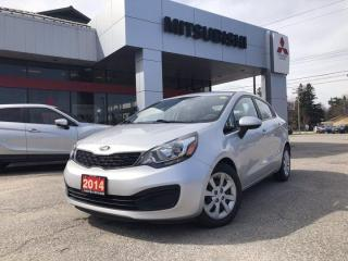 Used 2014 Kia Rio EX for sale in North Bay, ON
