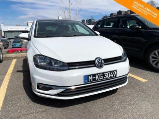 Used 2018 Volkswagen Golf RÉSERVÉ Auto Comfortline 1.8TSI  + Toit + Keyless for sale in Québec, QC
