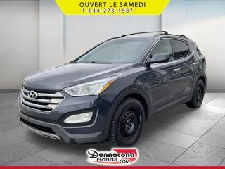 Used 2014 Hyundai Santa Fe Sport 2.0T PREMIUM *GARANTIE 1 AN / 20 000 KM* for sale in Donnacona, QC