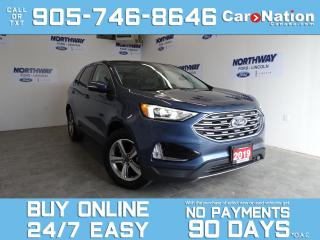 Used 2019 Ford Edge SEL | AWD | ROOF | LEATHER | NAV | ONE OWNER for sale in Brantford, ON
