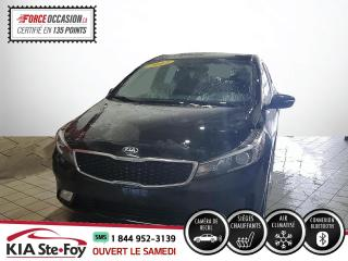 Used 2017 Kia Forte EX* SIEGES CHAUFFANTS* CAMERA DE RECUL* for sale in Québec, QC