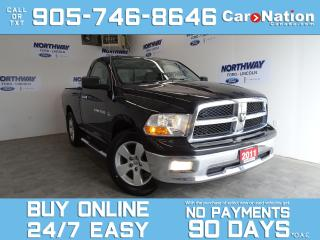 Used 2011 RAM 1500 SLT   5.7L HEMI   20'' RIMS!   WOW ONLY 79KM! for sale in Brantford, ON