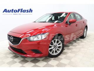 Used 2016 Mazda MAZDA6 *GS *CUIR *CAMERA *GPS *MAGS *CRUISE *A/C * for sale in St-Hubert, QC