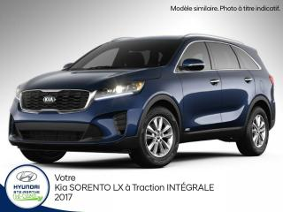 Used 2017 Kia Sorento LX à Traction INTÉGRALE for sale in Val-David, QC