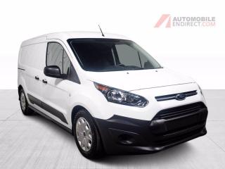 Used 2018 Ford Transit Connect XL CARGO A/C for sale in Île-Perrot, QC