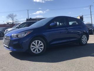 Used 2020 Hyundai Accent Essential 5 portes IVT avec ensemble Con for sale in Trois-Rivières, QC