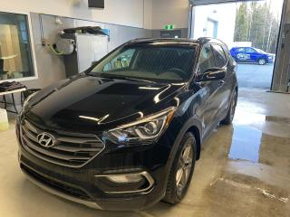 Used 2017 Hyundai Santa Fe Sport SE **CUIR TOIT PANORAMIC BAS MILAGE** for sale in Val-d'Or, QC