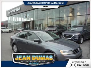 Used 2017 Volkswagen Jetta 1.4 TSI Trendline+ 4 portes BA for sale in Alma, QC