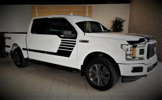 Used 2018 Ford F-150 XLT/302A - DECOR/SPORT - 20'' - BAS KM for sale in Drummondville, QC