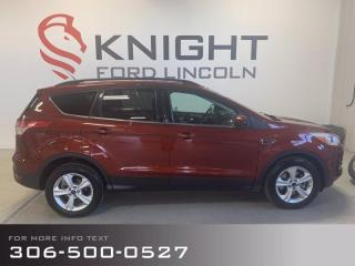 Used 2014 Ford Escape SE, Power liftgate, Pano Roof, Leather! for sale in Moose Jaw, SK