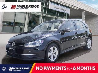 New 2021 Volkswagen Golf COMFORTLINE for sale in Maple Ridge, BC