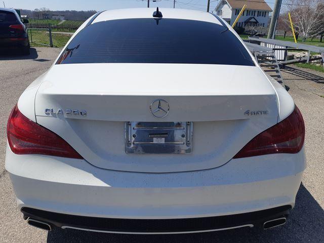 2016 Mercedes-Benz CLA250