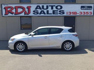 Used 2012 Lexus CT 200h HYBRID,ACCIDENT FREE,1 OWNER for sale in Hamilton, ON