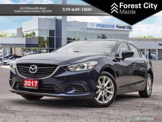 Used 2017 Mazda MAZDA6 GS for sale in London, ON