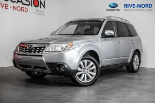 Used 2012 Subaru Forester Toit PANO 4x4 Manuel GAR. 1 AN for sale in Boisbriand, QC