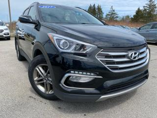 Used 2017 Hyundai Santa Fe Sport Luxury for sale in Dayton, NS