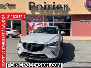 Used 2018 Mazda CX-3 GS for sale in Val-D'or, QC