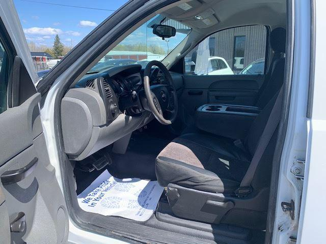 2012 Chevrolet C/K 3500