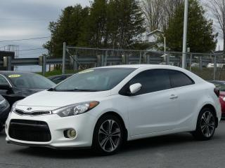 Used 2015 Kia Forte Koup EX SIEGES CHAUFFANTS for sale in St-Georges, QC