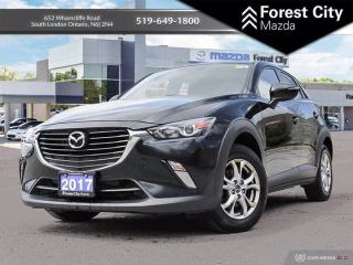 Used 2017 Mazda CX-3 GS for sale in London, ON