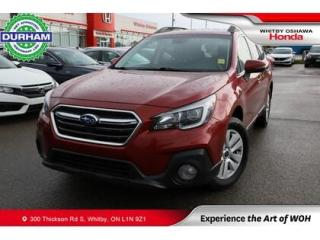Used 2018 Subaru Outback Touring for sale in Whitby, ON