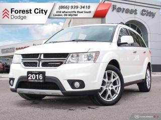Used 2016 Dodge Journey R/T for sale in London, ON