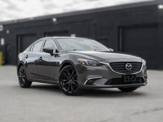 Used 2016 Mazda MAZDA6 GT I BACKUP for sale in Toronto, ON
