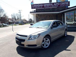 Used 2010 Chevrolet Malibu LS for sale in Scarborough, ON
