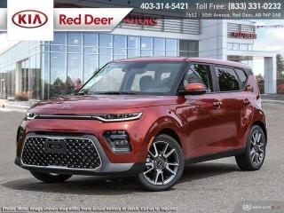 New 2021 Kia Soul EX PREMIUM for sale in Red Deer, AB