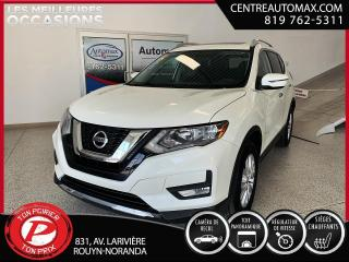 Used 2017 Nissan Rogue SV (frais vip 395$ non inclus) for sale in Rouyn-Noranda, QC