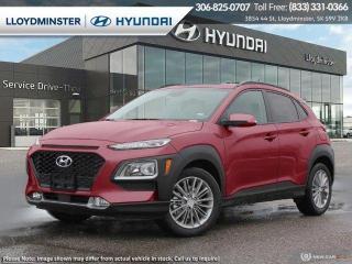 New 2021 Hyundai KONA LUXURY for sale in Lloydminster, SK